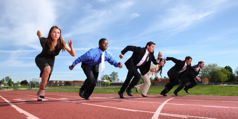 Get the right small business advice or risk running completely off track…
