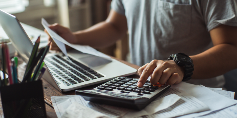 Working from home and claiming deductions