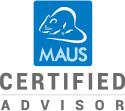 MAUS Certified Advisors Logo