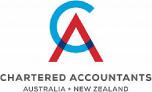 Chartered Accountant Australia and New Zealand logo