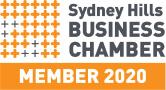 Sydney Hills Business Chambers logo